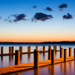 Sunrise at Harbor — Stock Photo #8275936