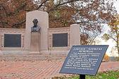 Lincoln Address Memorial — Stock Photo