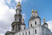 Uspenskij katedralen, kharkiv.ukraine — Stockfoto