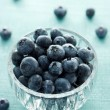 Fresh blueberries — Foto Stock
