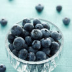 Fresh blueberries — Stock Photo #8248136