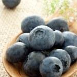 Fresh blueberries — Stock Photo #8312178