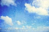 Grunge skyscape background — Stock Photo