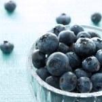 Fresh blueberries — Stock Photo #8422698