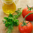 Stock Photo: Italiingredients