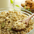 whole grain cereal — Stock Photo