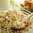 Whole grain cereal — Stock Photo #8486908