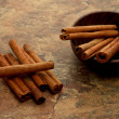 Cinnamon sticks — Stockfoto #8486915