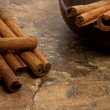 Cinnamon sticks — Stock Photo #8486919