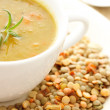 Lentil soup — Stock Photo #8486981