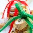 Biscotti and cookies — Stockfoto