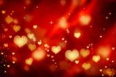Fondo corazones — Foto de Stock