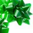 Green gift bows — Stock Photo #8554886