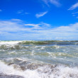 Waves on beach — Stock Photo #8555928
