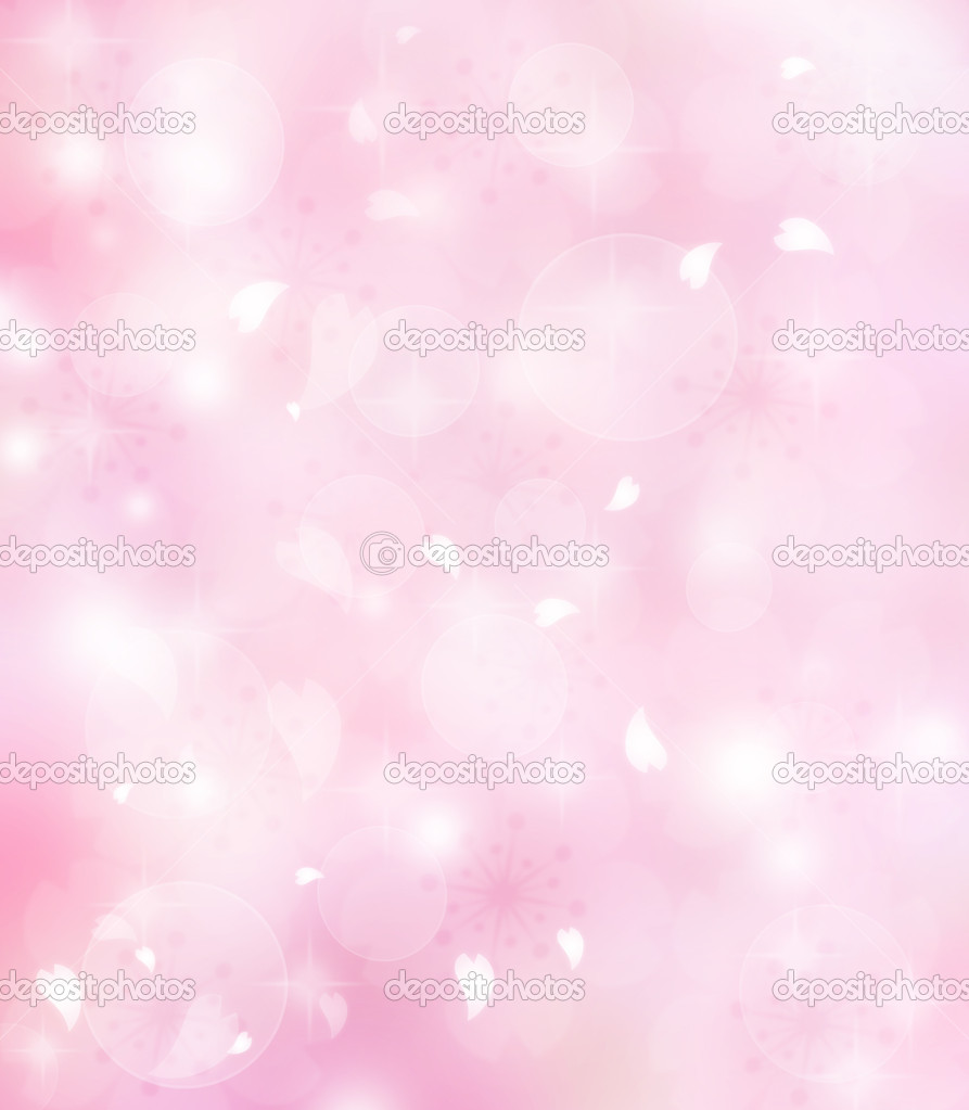 Pink flower petals background — Stock Photo #9400429