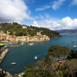 Portofino seascape — Stock Photo