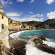 Camogli seascape — Stock Photo