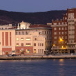 Stock Photo: Trieste urbview