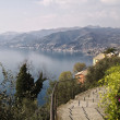 Panoramic view from Portofino mount — Stock Photo #9774111