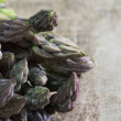 Asparagus close up — Stockfoto