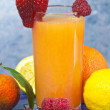 Happy hour soft drink — Stock Photo #9985308