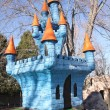 Stock Photo: Blue Castle