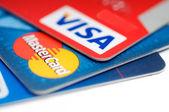 Credit card — Stock Photo