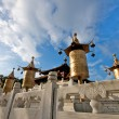 Stock Photo: Tibet temple