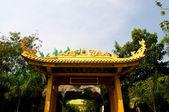 Pagoda Entrance — Stock Photo