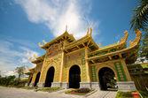 Anbetung-tempel in vietnam — Stockfoto