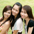 Vietnamese Girls — Stock Photo