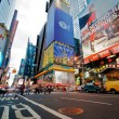 Time Square in New York City — Stock Photo