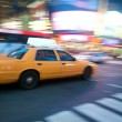 New York City Taxi — Stock Photo #10427657