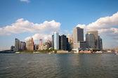 Manhattan Skyline — Fotografia Stock