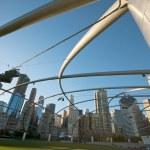 Millennium Park Chicago — Stock Photo