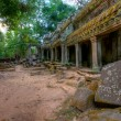 Angkor Wat Temple — Stock Photo #10461809