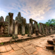 Stockfoto: Jungle Temple - Aangkor wat