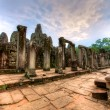 Jungle Temple - Aangkor wat — Foto Stock #10461818