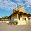 Phnom Penh temple, Cambodia — Stock Photo