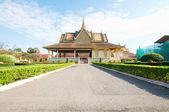 Palacio real de phnom penh, camboya — Foto de Stock