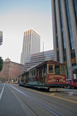 Cable Car San Francisco — Stock Photo