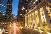 San Francisco at night — Stock Photo