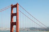 Puente golden gate — Foto de Stock