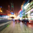 Royalty-Free Stock Photo: Shanghai City in motion