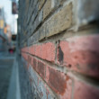 Stock Photo: Abstract street corner