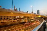 Shanghai Downtown Highway — Stock Photo