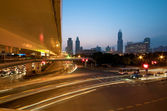 Shanghai centrum — Stockfoto