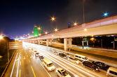 Shanghai highway — Stock Photo