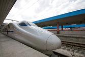 High Speed Trains China — Stock Photo
