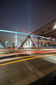 Luci di shanghai — Foto Stock